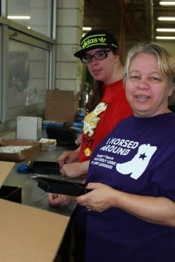 JSI Employees Sharing Their Smiles