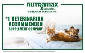 #1 Veterinarian Recommended Nutramax