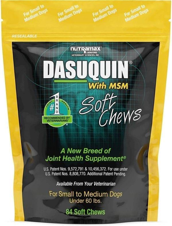 Pawtology Dasuquin 84ct Pet Chews